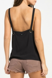 RVCA Lost Time Tank - Front full body