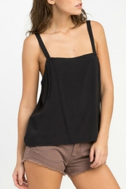 RVCA Lost Time Tank - Front cropped