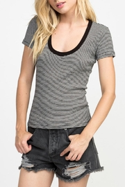 RVCA Motives Striped Top - Product Mini Image