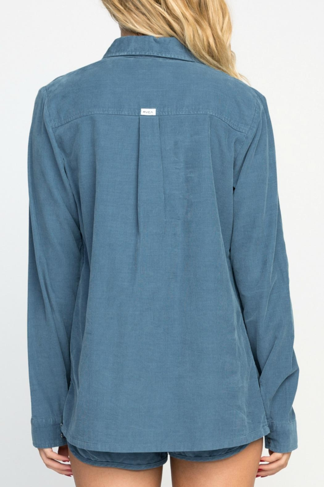 RVCA Play Pretend Top - Front Full Image