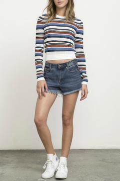 Shoptiques Product: Polly Striped Sweater