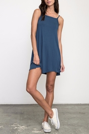 RVCA Scalloped Swing Dress - Product Mini Image