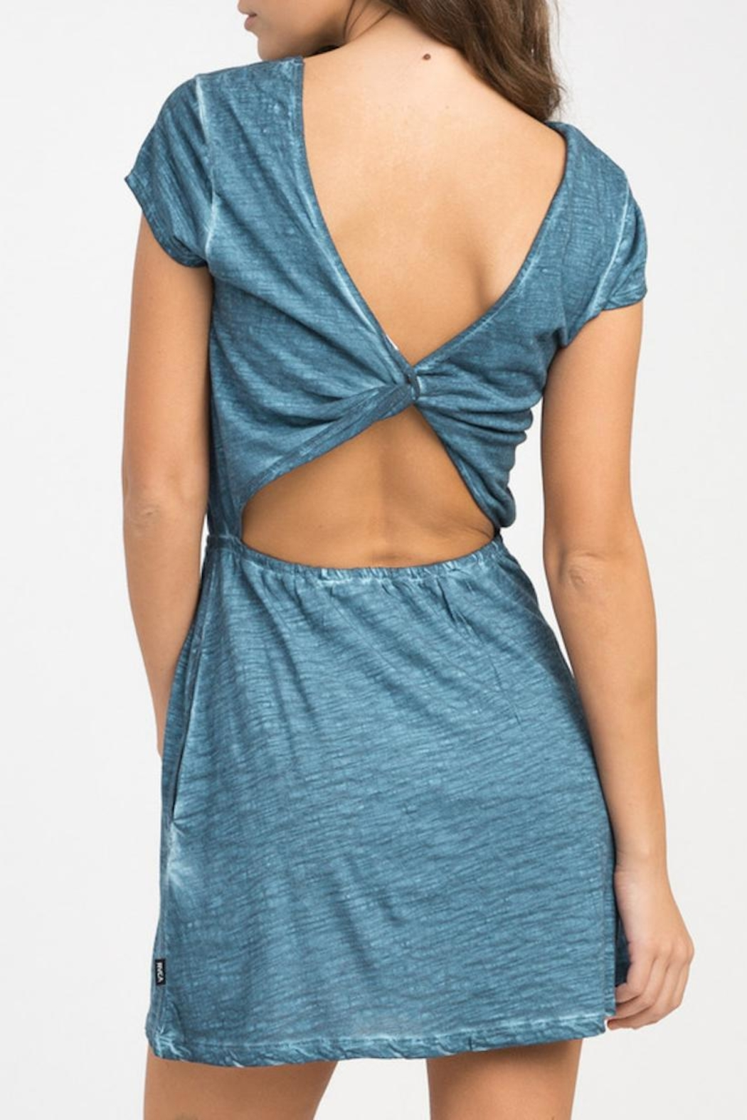 RVCA Shifter Knit Dress - Front Full Image