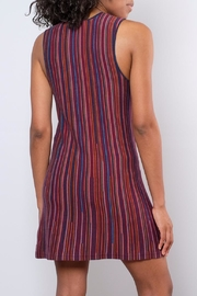 RVCA Striped Sweater Dress - Side cropped