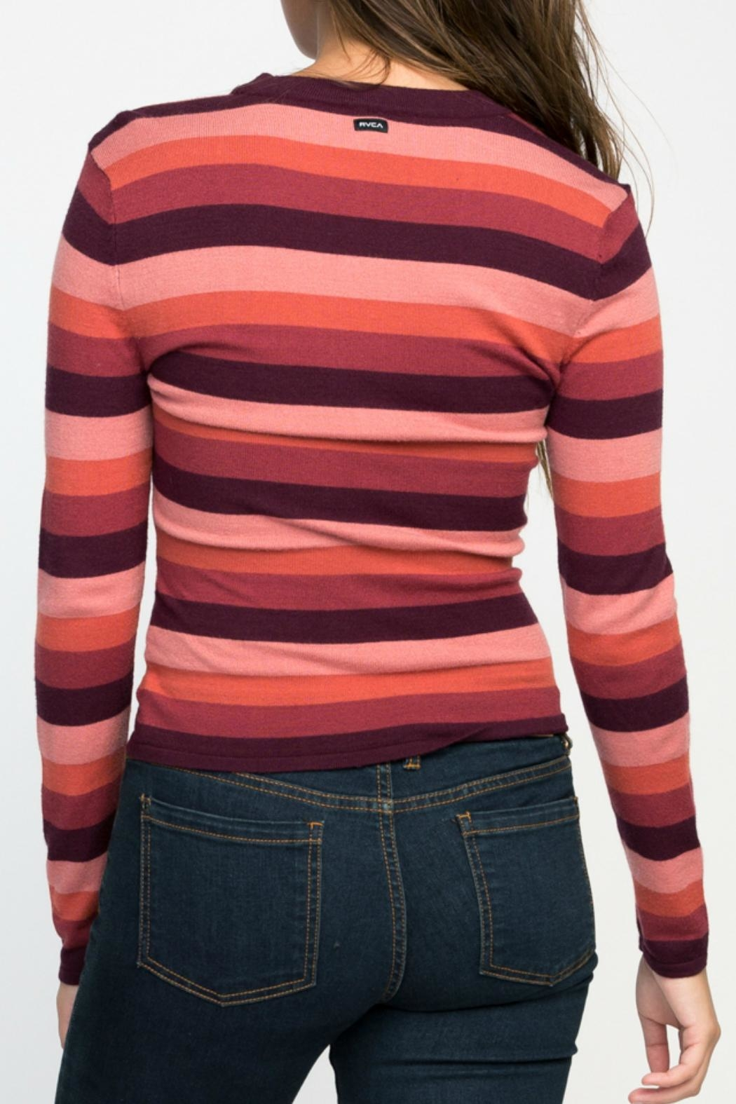 RVCA The Metric Top - Front Full Image