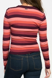 RVCA The Metric Top - Front full body