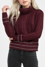 RVCA The Mix Sweater - Front cropped