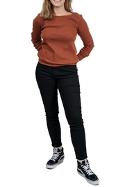 RVCA Thermal Long Sleeve - Front cropped