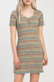 RVCA Zip It Dress - Product Mini Image