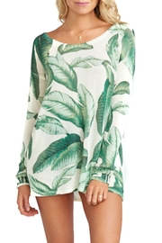 Show Me Your Mumu Ryan-Rene Reversible Sweater - Product Mini Image