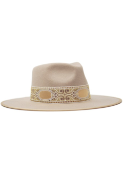 Olive & Pique Ryan Wool Rancher Hat - Product List Image