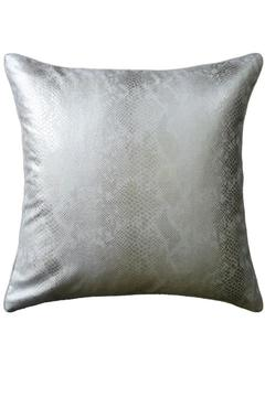 Shoptiques Product: Serpent Ivory Pillow