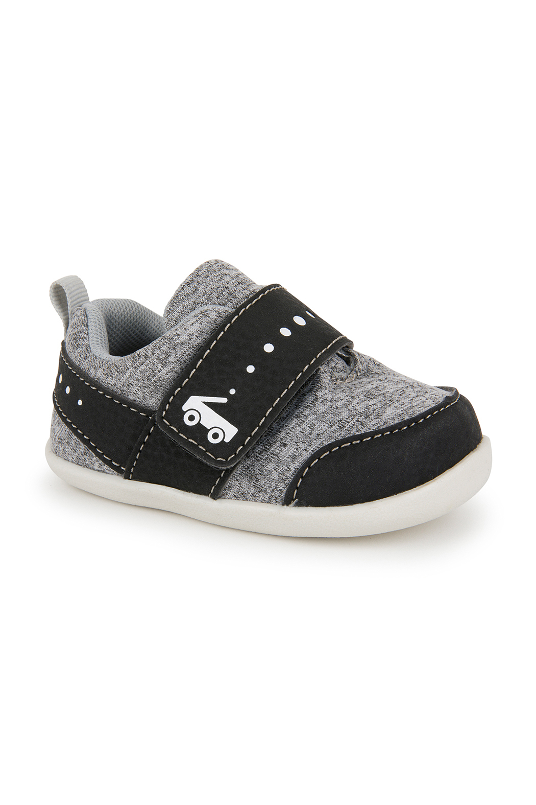 See Kai Run Ryder Infant Black - Front Cropped Image