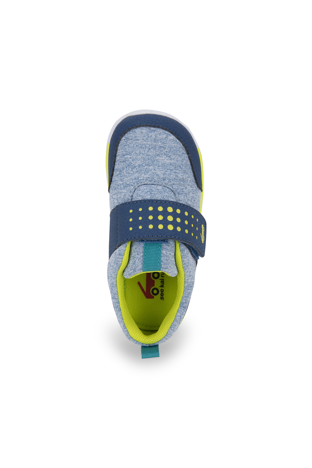 See Kai Run  Ryder Washable Sneakers - Front Full Image