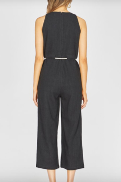 Greylin Rylan Tie-Waist Jumpsuit - Alternate List Image