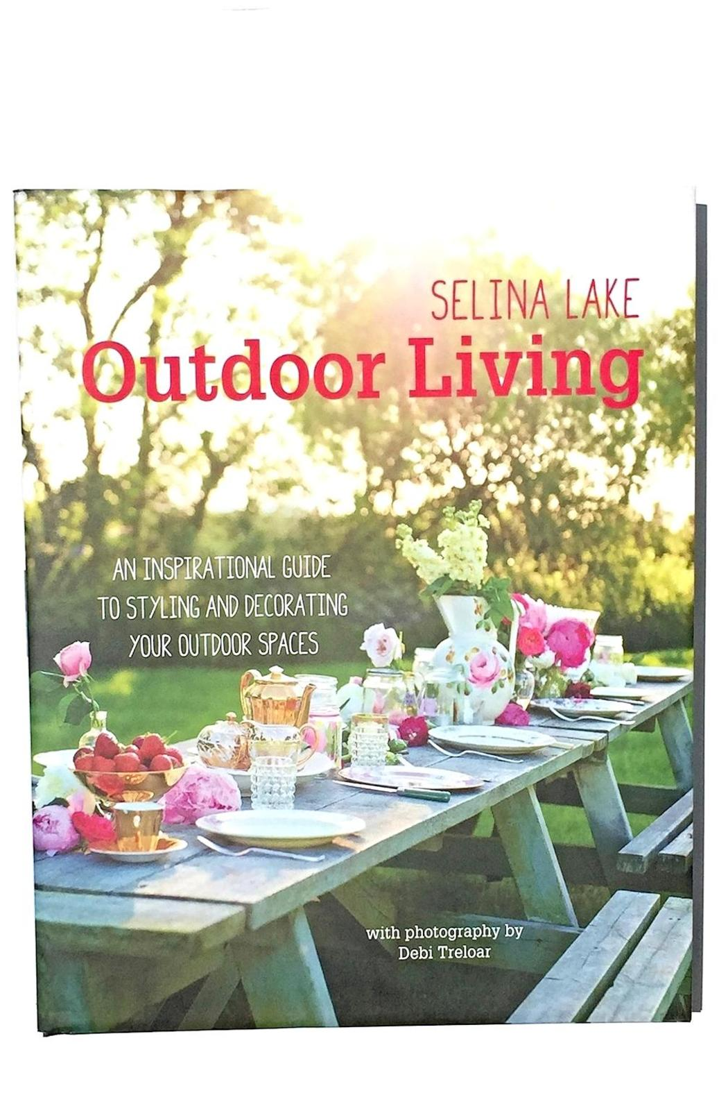 Ryland Peters & Small Outdoor Living Book - Main Image