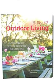 Ryland Peters & Small Outdoor Living Book - Front cropped