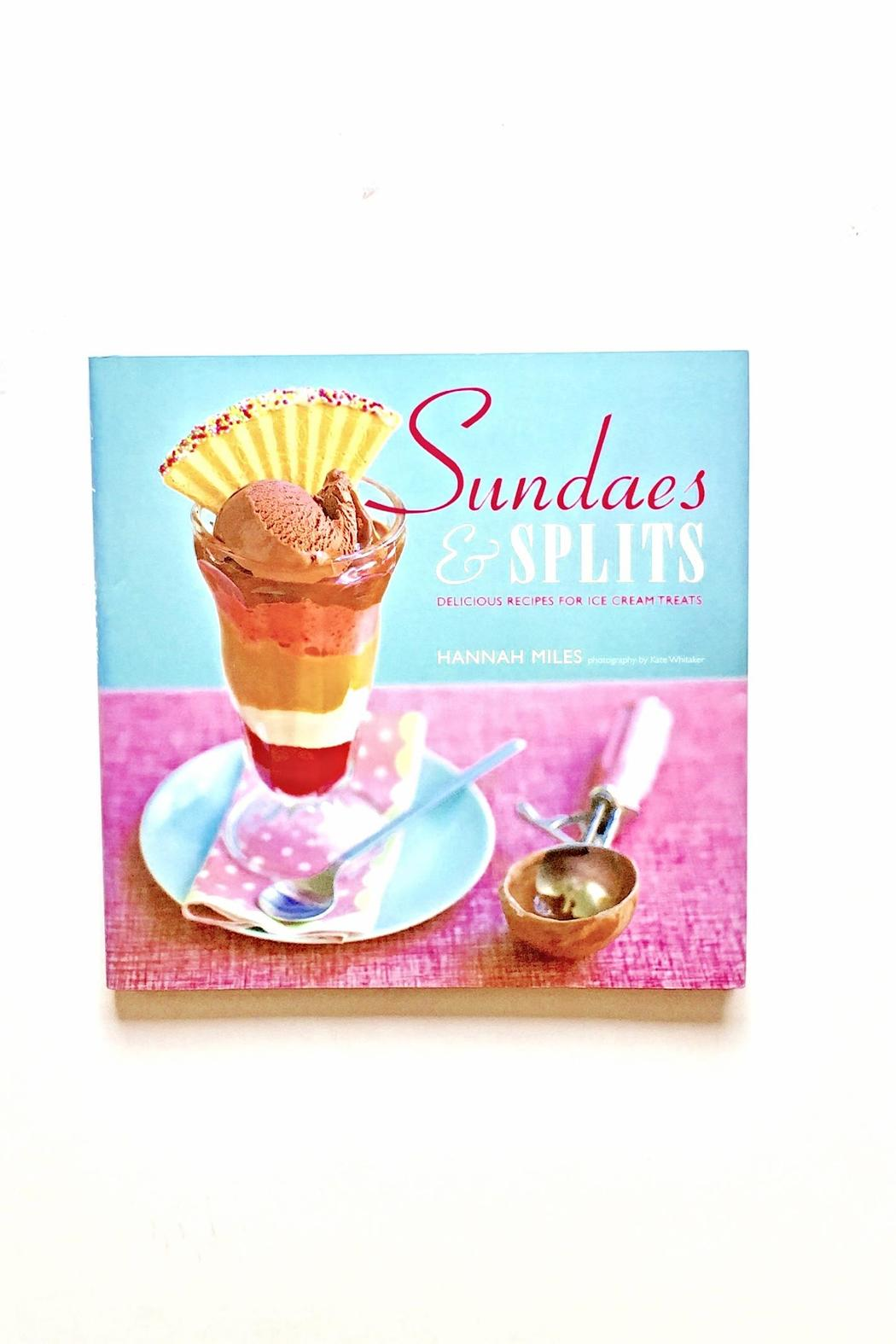 Ryland Peters & Small Sundaes And Splits - Main Image