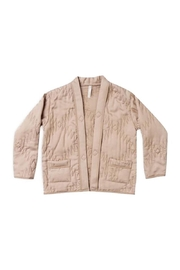 Rylee & Cru Girls Quilted Jacket - Product Mini Image