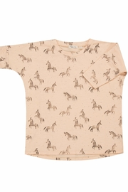 Rylee & Cru Horses Slouch Dress - Product Mini Image