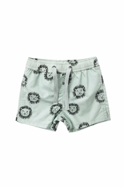 Rylee & Cru Lions Swim Trunk - Product Mini Image