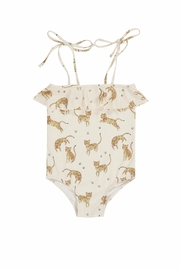 Rylee & Cru Tigers One-Piece Swimsuit - Product Mini Image