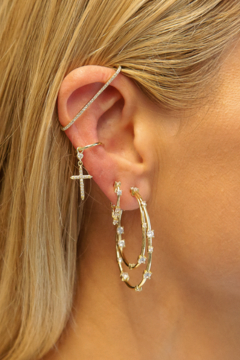 Shoptiques Product: Ryleigh Hoop