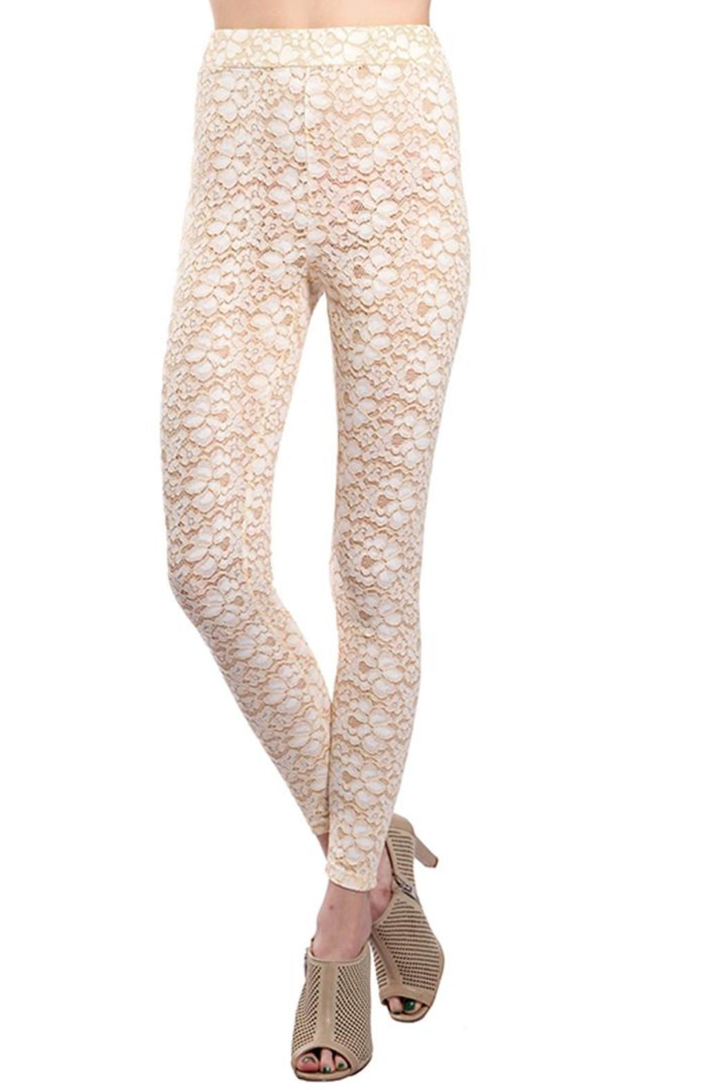 0ee55b678b2e8 Ryu  Lace Leggings from Colorado by Daisy in a Bottle — Shoptiques