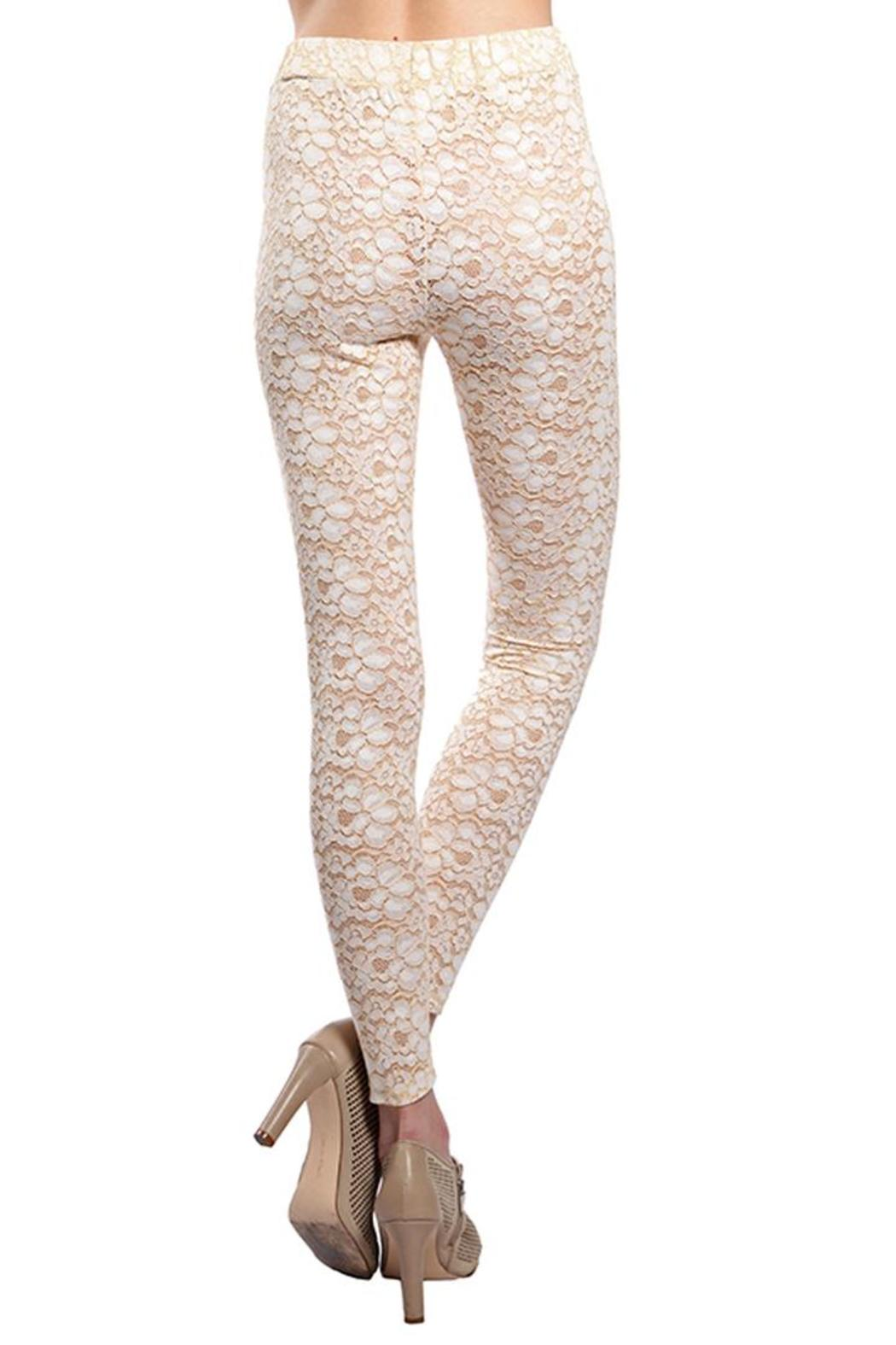 Ryu Lace Leggings From Colorado By Daisy In A Bottle