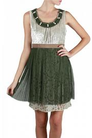 Ryu 1940 Glam Dress - Front cropped
