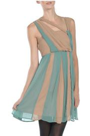 Ryu Grecian Goddess Dress - Product Mini Image