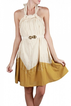 Ryu Halter Cocktail Dress - Product List Image