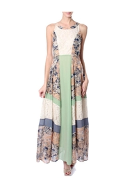 Ryu Lace Maxi Dress - Front cropped