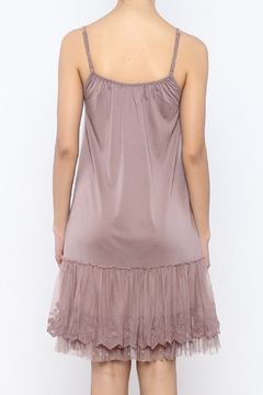 Shoptiques Product: Mauve Slip Dress