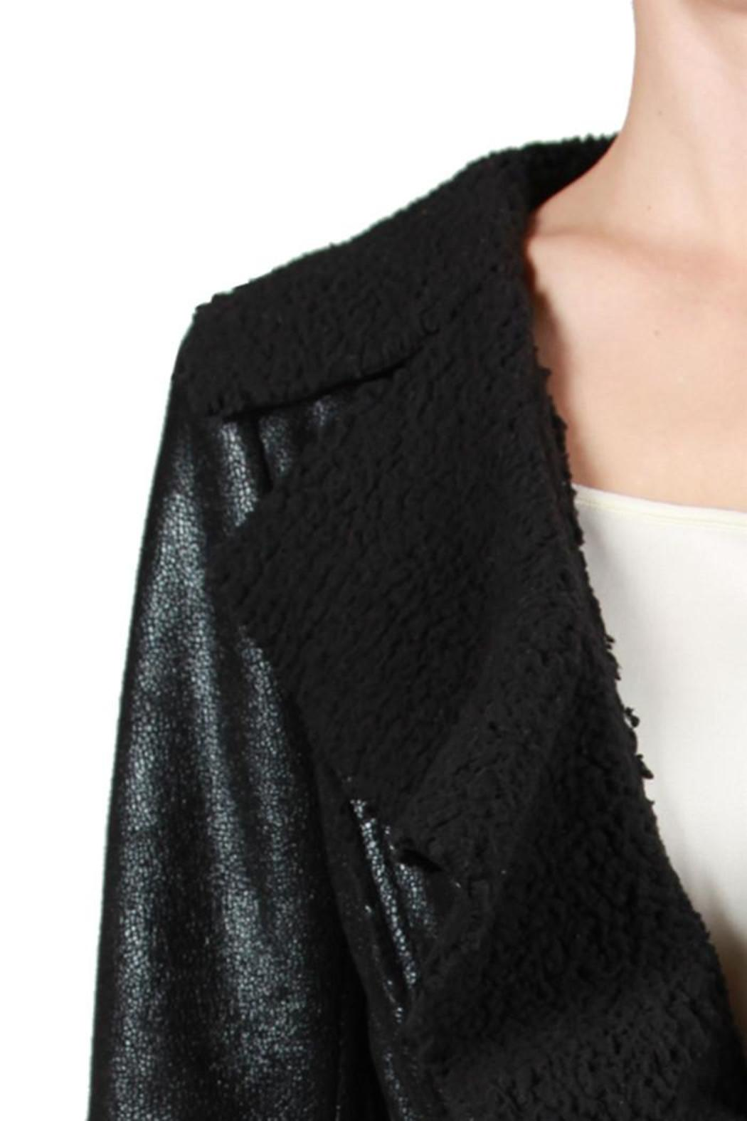 Ryu Sherling Tie Knot Jacket - Side Cropped Image