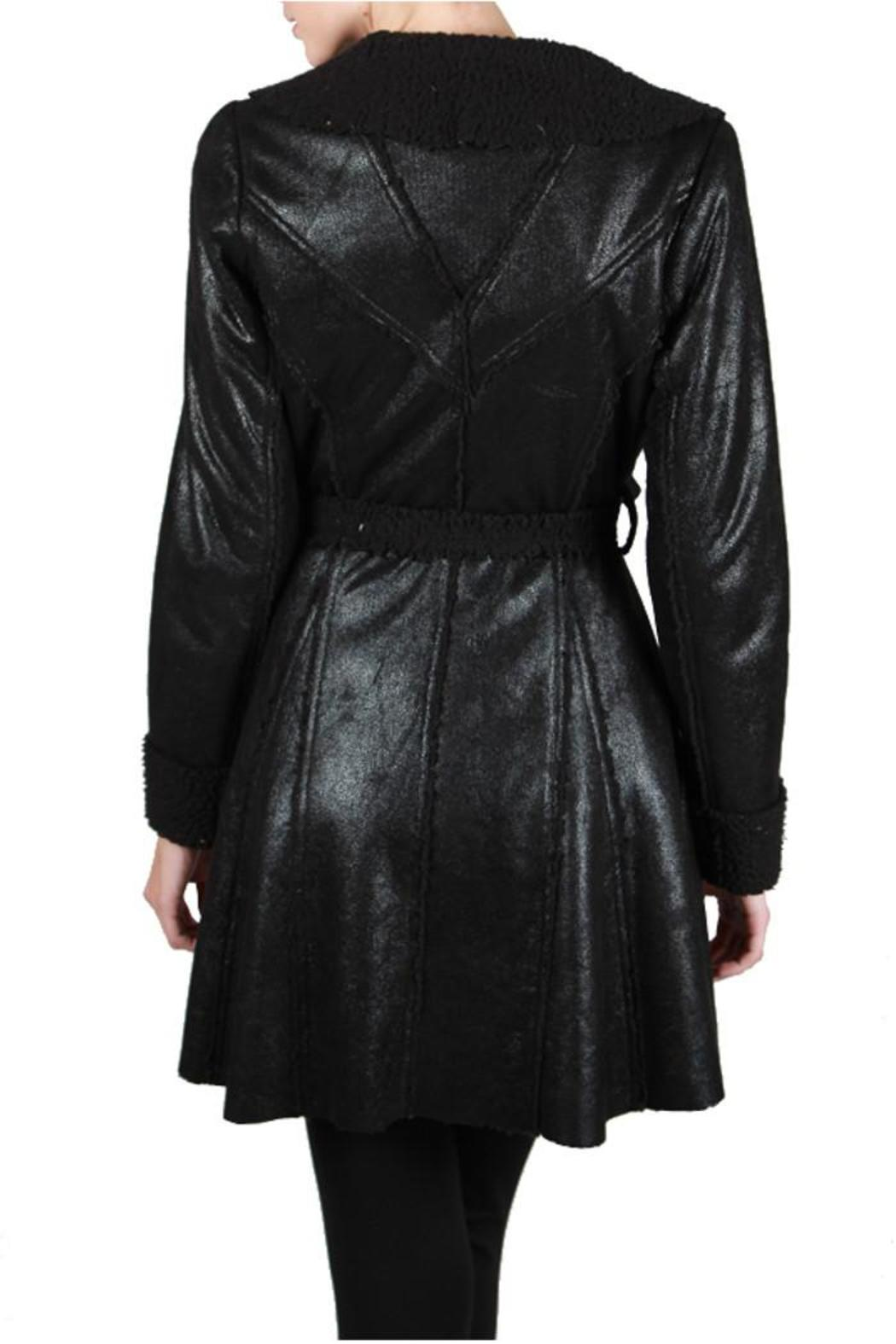 Ryu Sherling Tie Knot Jacket - Front Full Image