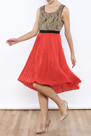 Ryu Tangerine Tango Dress - Product Mini Image