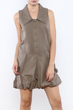 Ryu Taupe Romper - Product List Image