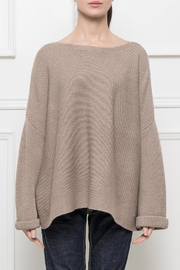 RYUJEE Placide Oversize Sweater - Front full body