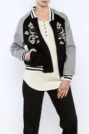 S & Y Floral Bomber - Product Mini Image