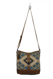 MarkWEST-Myra Bag S-2575 Ocean - Product Mini Image