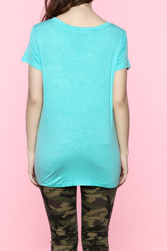 Shoptiques Product: Blue Spring Tee