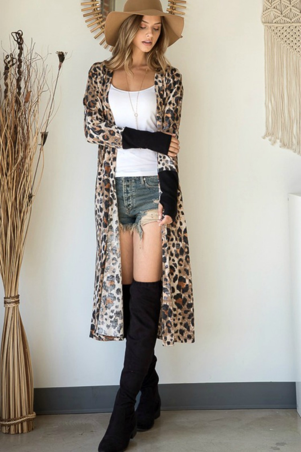 First Love S C Leopard - Front Full Image