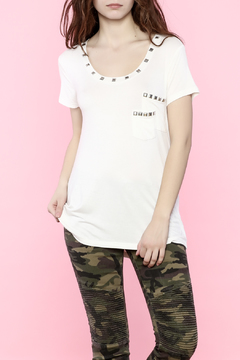 Shoptiques Product: White Spring Tee