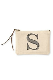 MUDPIE S Cosmetic Bag - Front cropped