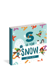Workman Publishing S Is For Snow: A Snow ABC Primer - Front cropped
