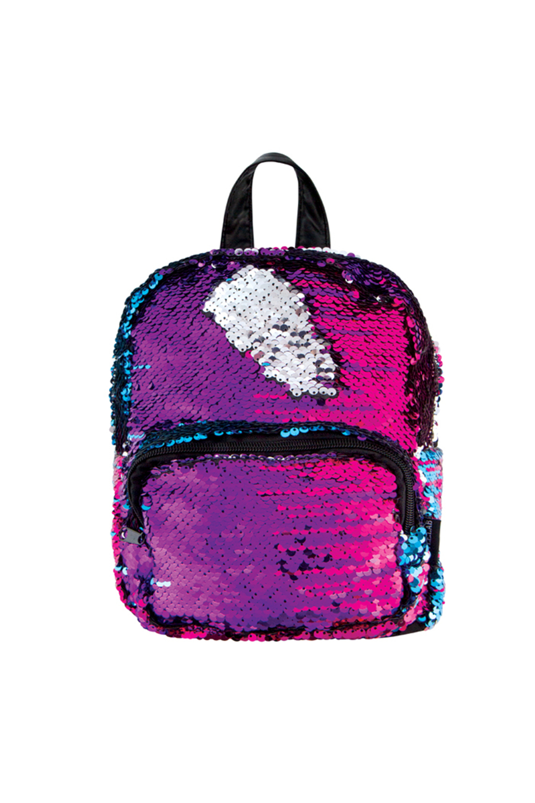 Fashion Angels S. Lab Magic Sequin Mini Backpack Multi Sliver - Main Image