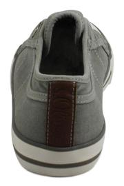 s.Oliver Grey Casual Runner - Side cropped