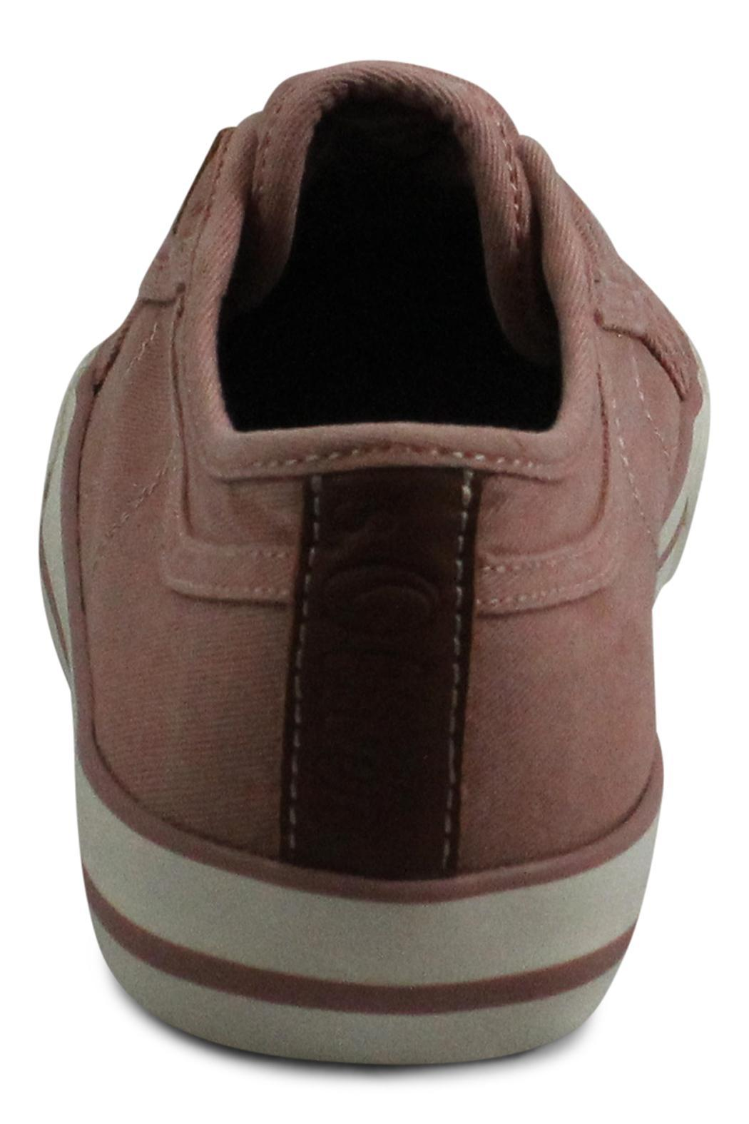 s.Oliver Pink Casual Runner - Side Cropped Image