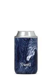 S'well Azurite Marble Drink Chiller - Front cropped